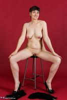 Hot Milf. Wetlook Top & Skirt Free Pic 19
