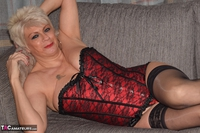 . My Red & Black Basque Free Pic 1