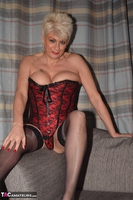 . My Red & Black Basque Free Pic 5