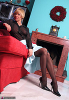 Liliane. Huge Skewer For True Elegance Free Pic 1