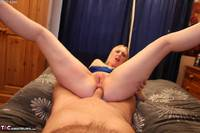 Tracey Lain. Blue Dress Anal Free Pic 13