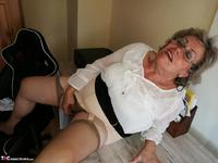 . Secretary's Sheer Nylons Free Pic 16