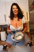LuLu Lush. Maid In The Kitchen Free Pic 3
