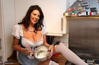 LuLu Lush. Maid In The Kitchen Free Pic 4