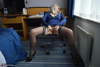 BarbySlut. Barby's New Blue Dress Free Pic 6
