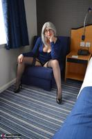 BarbySlut. Barby's New Blue Dress Free Pic 8