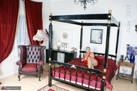 . Four Poster Bed Free Pic 1
