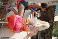 Melody. Outside Fun With Sahara Pt1 Free Pic 8