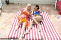 Melody. Outside Fun With Sahara Pt1 Free Pic 14