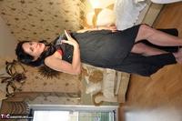 Diana Ananta. Black Skirt Free Pic 5