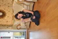 Diana Ananta. Black Skirt Free Pic 10