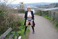 BarbySlut. Barby In Public Free Pic 4