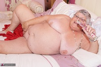Dirty Doctor. Grandma Libby On The Bed Free Pic 4
