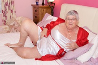 Dirty Doctor. Grandma Libby On The Bed Free Pic 6
