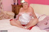 Dirty Doctor. Grandma Libby On The Bed Free Pic 7