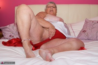Dirty Doctor. Grandma Libby On The Bed Free Pic 8