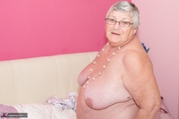 Dirty Doctor. Grandma Libby On The Bed Free Pic 14
