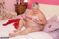 Dirty Doctor. Grandma Libby On The Bed Free Pic 16