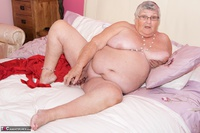 Dirty Doctor. Grandma Libby On The Bed Free Pic 17