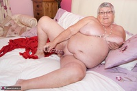 Dirty Doctor. Grandma Libby On The Bed Free Pic 18