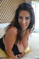 LuLu Lush. Shiny Gold Skintight Leggings Free Pic 8