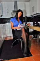 Raunchy Raven. Domestic Bliss With Deliscious Raven Pt1 Free Pic 1