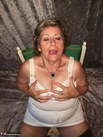 . Posing With The Chair Free Pic 11