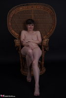 Hot Milf. In The Wicker Chair Free Pic 8