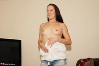 Jessicas Honeyz. Awesome Angela Wants You To Cum In Her Front Room Pt1 Free Pic 10