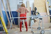 Barby Slut. Barby In The Workshop Free Pic 10