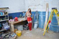 Barby Slut. Barby In The Workshop Free Pic 11