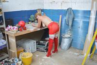 Barby Slut. Barby In The Workshop Free Pic 12