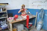 Barby Slut. Barby In The Workshop Free Pic 14