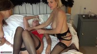 . Pandora & Molly Play With Dimonty Free Pic 1