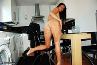 Raunchy Raven. Raunchy Raven In Little Black Dress & Black Panties Pt2 Free Pic 11