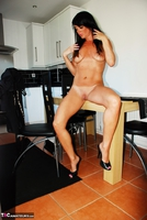 Raunchy Raven. Raunchy Raven In Little Black Dress & Black Panties Pt2 Free Pic 15