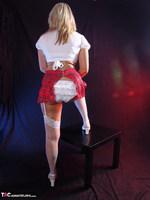 Sweet Susi. Schoolgirl & Popcorn Free Pic 7
