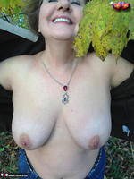 Busty Bliss. Busty Bliss Breasts Of Foliage Free Pic 19