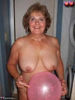 Busty Bliss. Big Boob Balloons & Bath Free Pic 14
