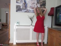 Lily May. Lily In Red Free Pic 4