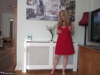 Lily May. Lily In Red Free Pic 5