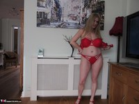 Lily May. Lily In Red Free Pic 13