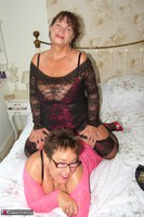 Kims Amateurs. Kim & Honey In Lace Free Pic 2