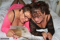 Kims Amateurs. Kim & Honey In Lace Free Pic 8