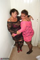 Kims Amateurs. Kim & Honey In Lace Free Pic 9