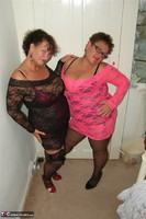 Kims Amateurs. Kim & Honey In Lace Free Pic 10
