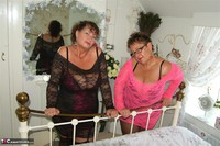 Kims Amateurs. Kim & Honey In Lace Free Pic 12