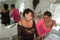 Kims Amateurs. Kim & Honey In Lace Free Pic 13