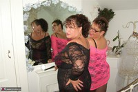 Kims Amateurs. Kim & Honey In Lace Free Pic 17