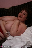Kinky Carol. Dressed For Bed In Stockings Pt2 Free Pic 16